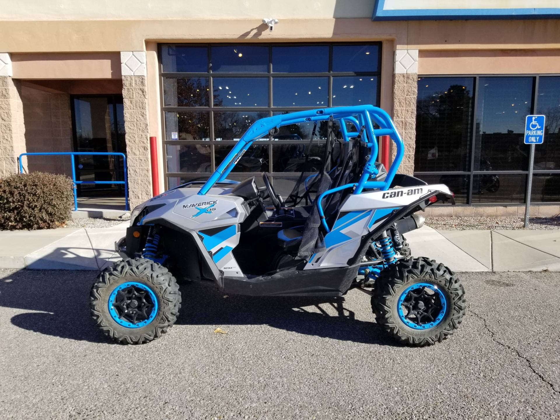 2016 Can-Am Maverick X ds Turbo in Albuquerque, New Mexico