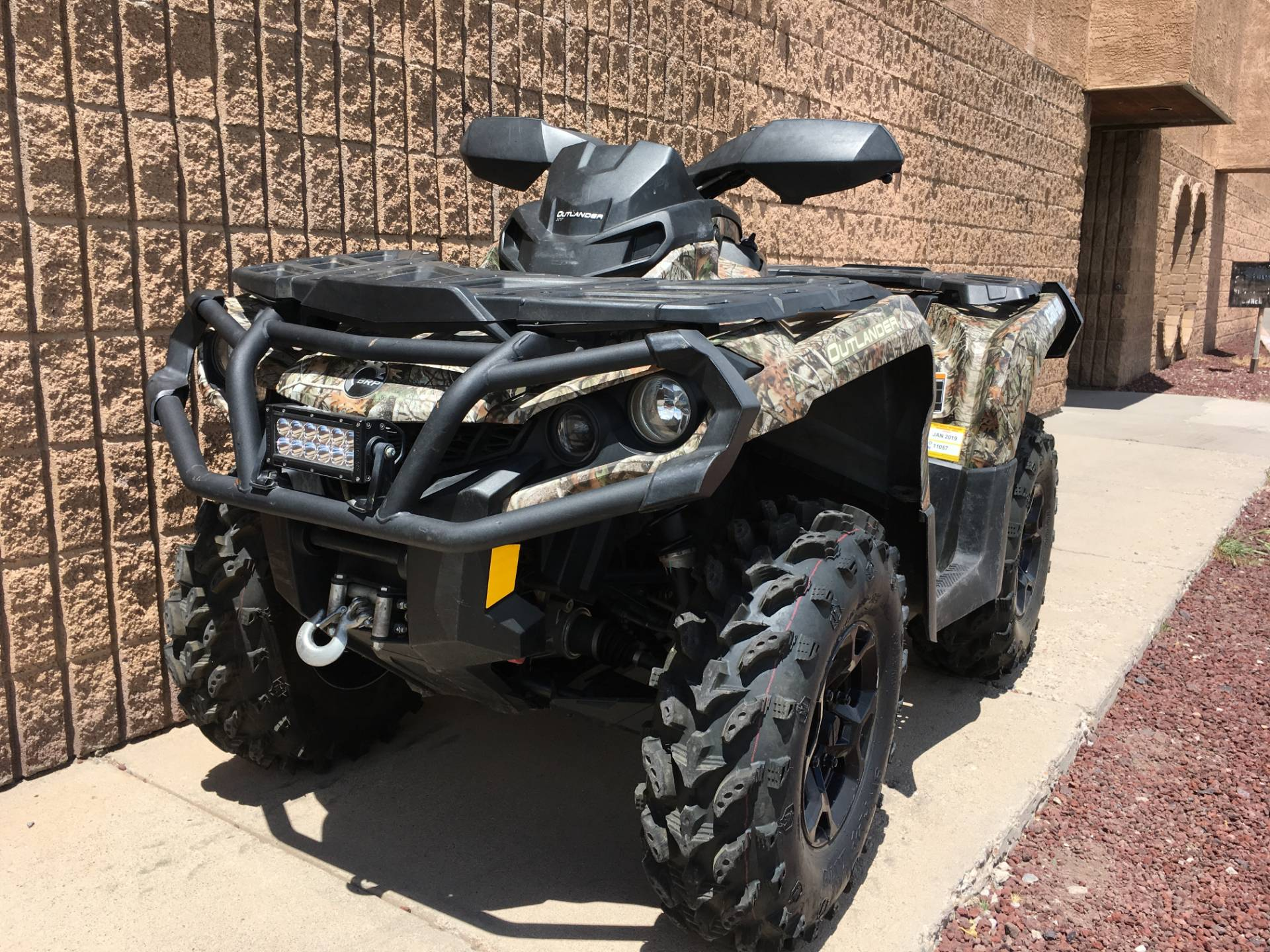 Used 2015 Can Am Outlander™ XT™ 1000 ATVs in Albuquerque NM