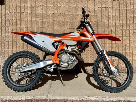 2018 KTM 350 XC-F in Albuquerque, New Mexico - Photo 1