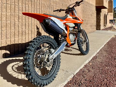 2018 KTM 350 XC-F in Albuquerque, New Mexico - Photo 2