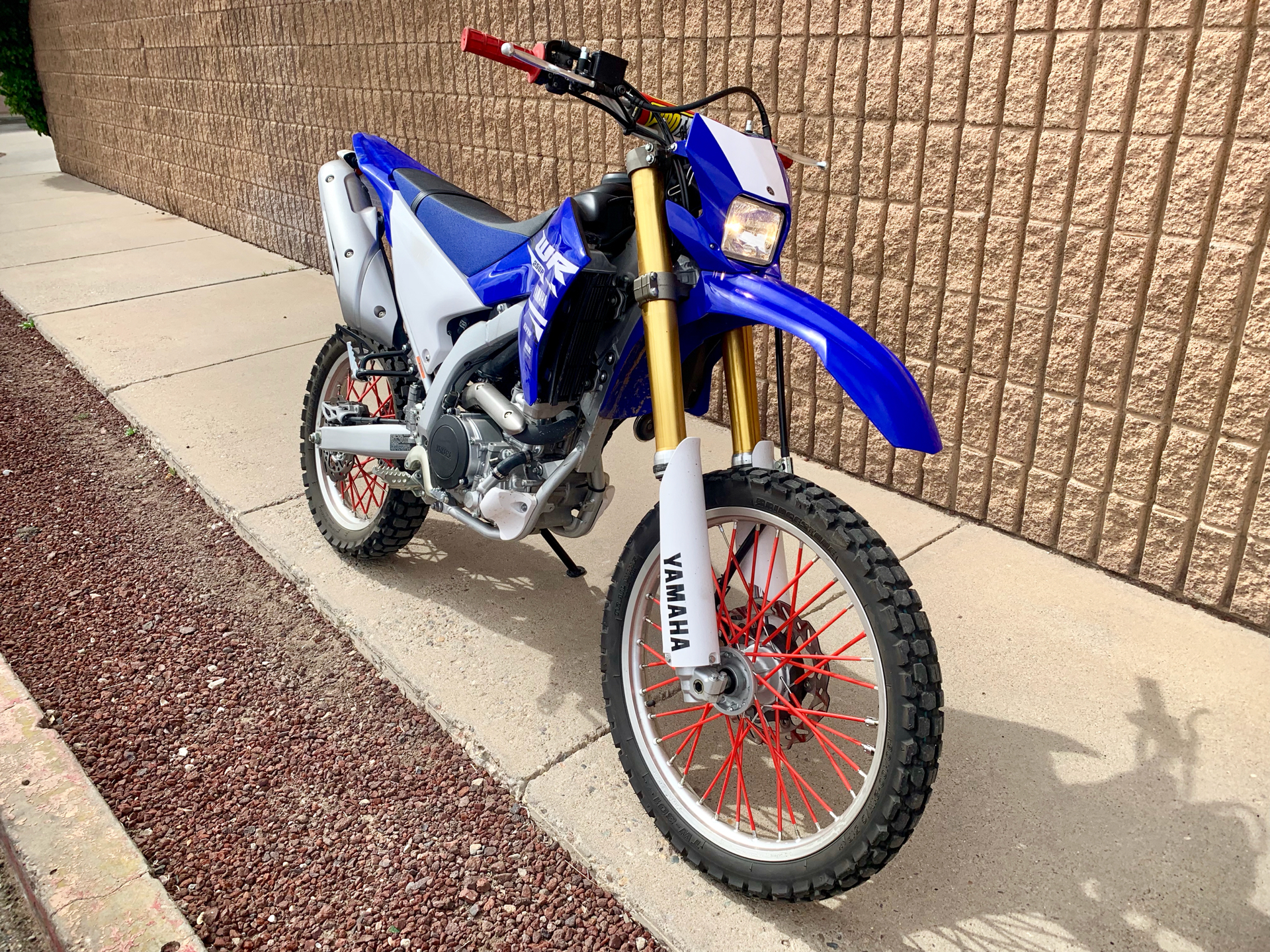 2018 Yamaha WR250R in Albuquerque, New Mexico - Photo 2