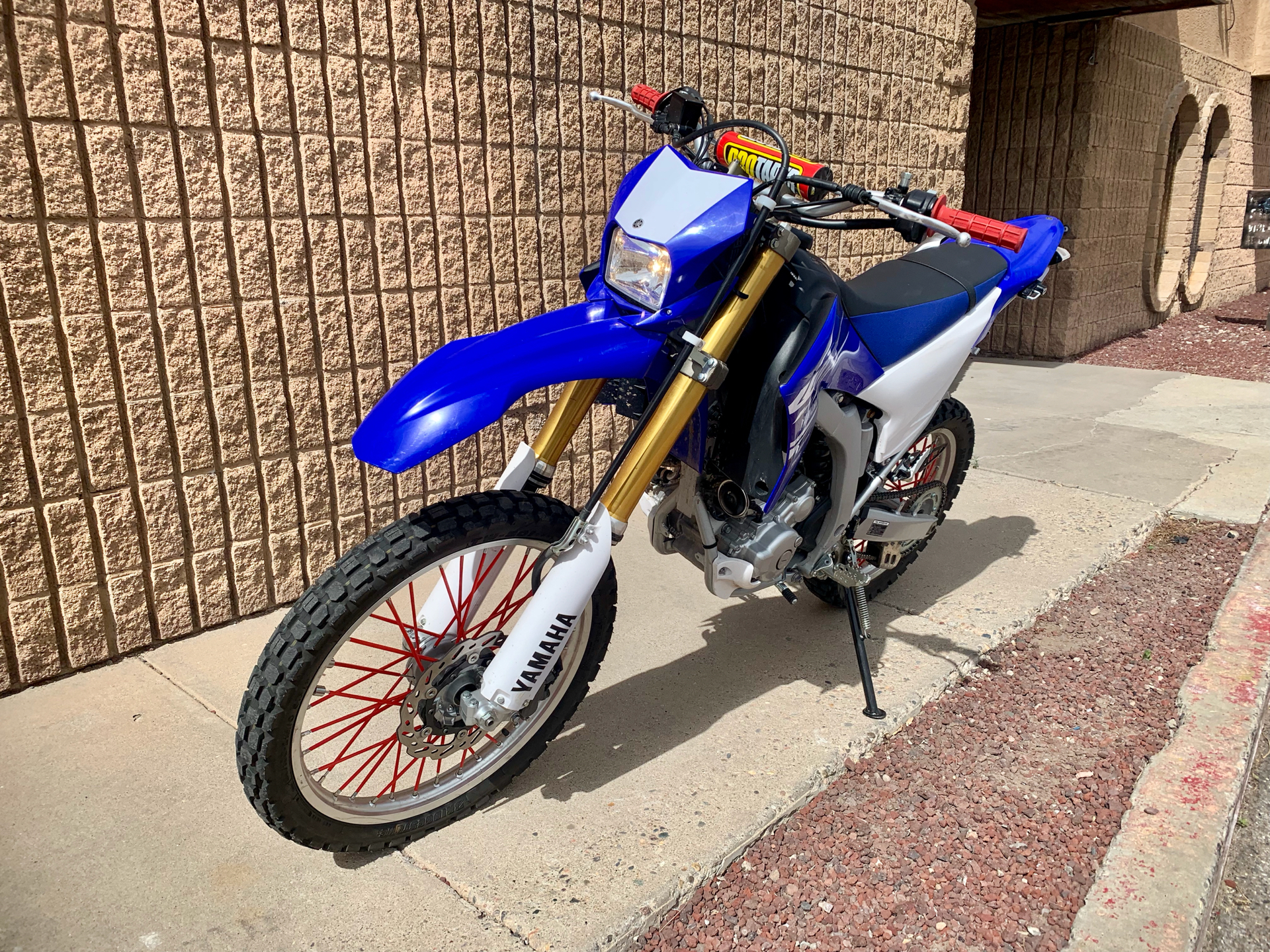 2018 Yamaha WR250R in Albuquerque, New Mexico