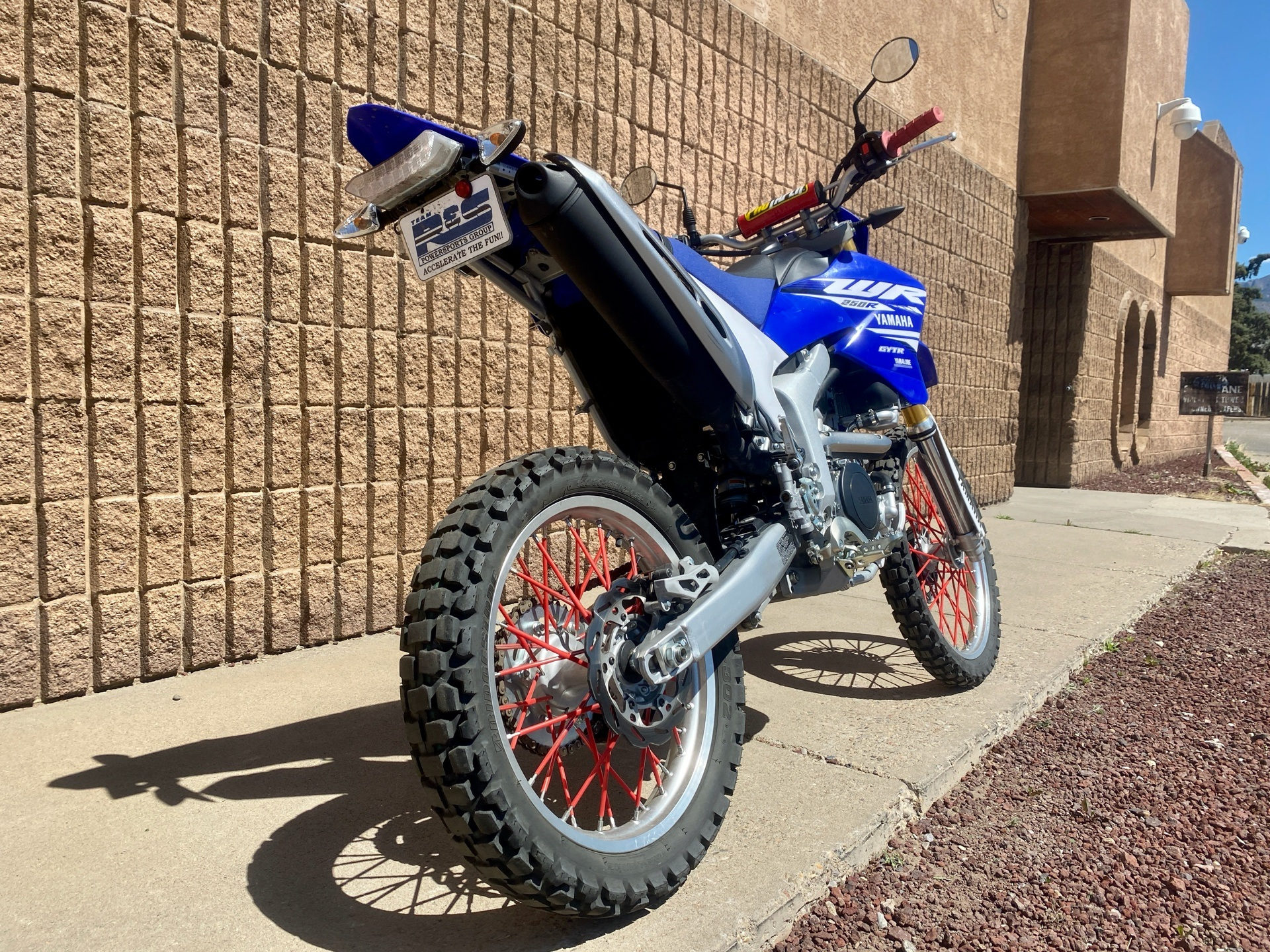 2018 Yamaha WR250R in Albuquerque, New Mexico - Photo 3