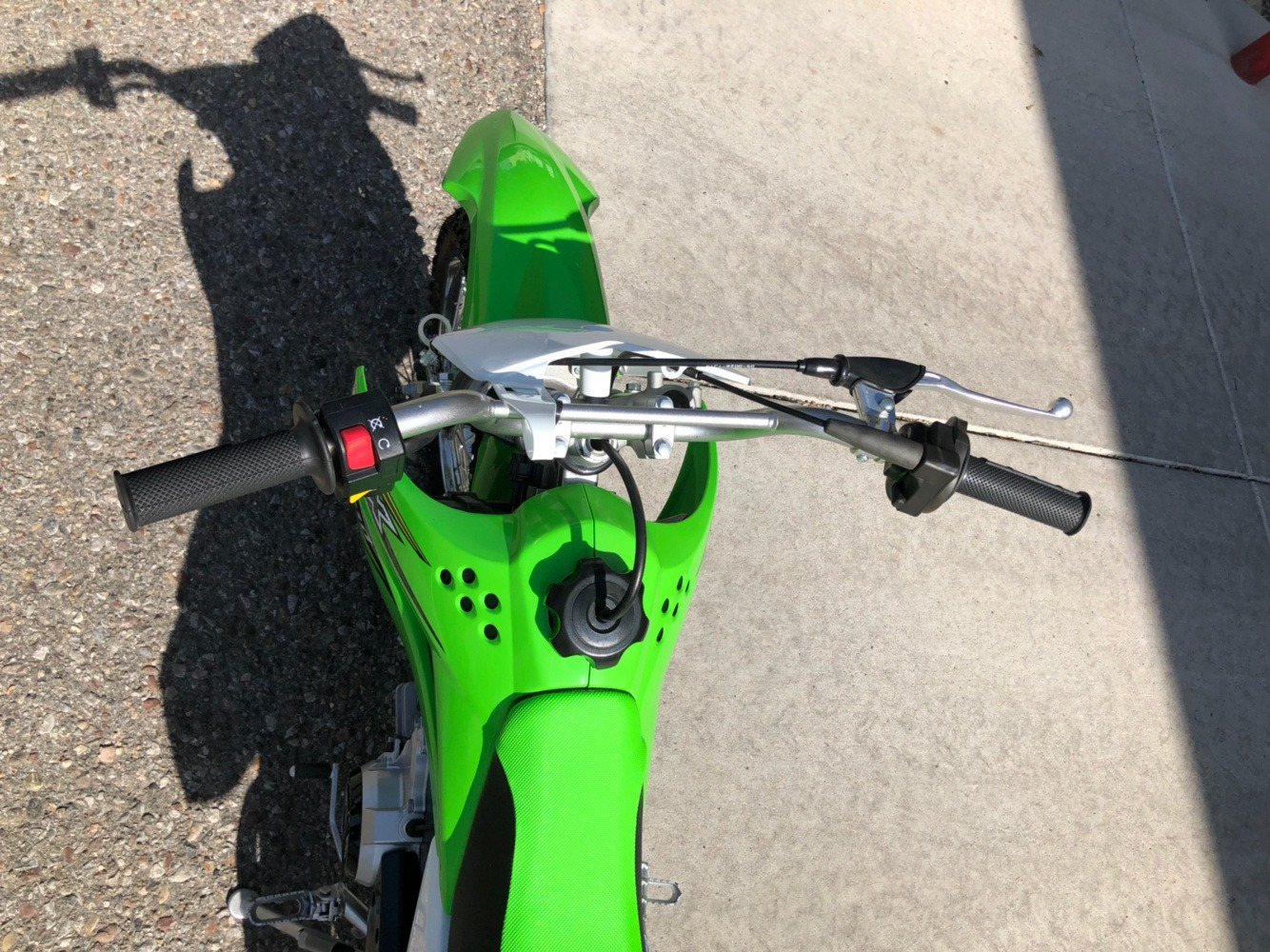 2018 Kawasaki KLX 110 in Albuquerque, New Mexico - Photo 6