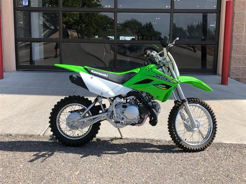 2018 Kawasaki KLX 110 in Albuquerque, New Mexico