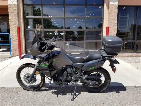 2015 Kawasaki KLR™650 in Albuquerque, New Mexico - Photo 2
