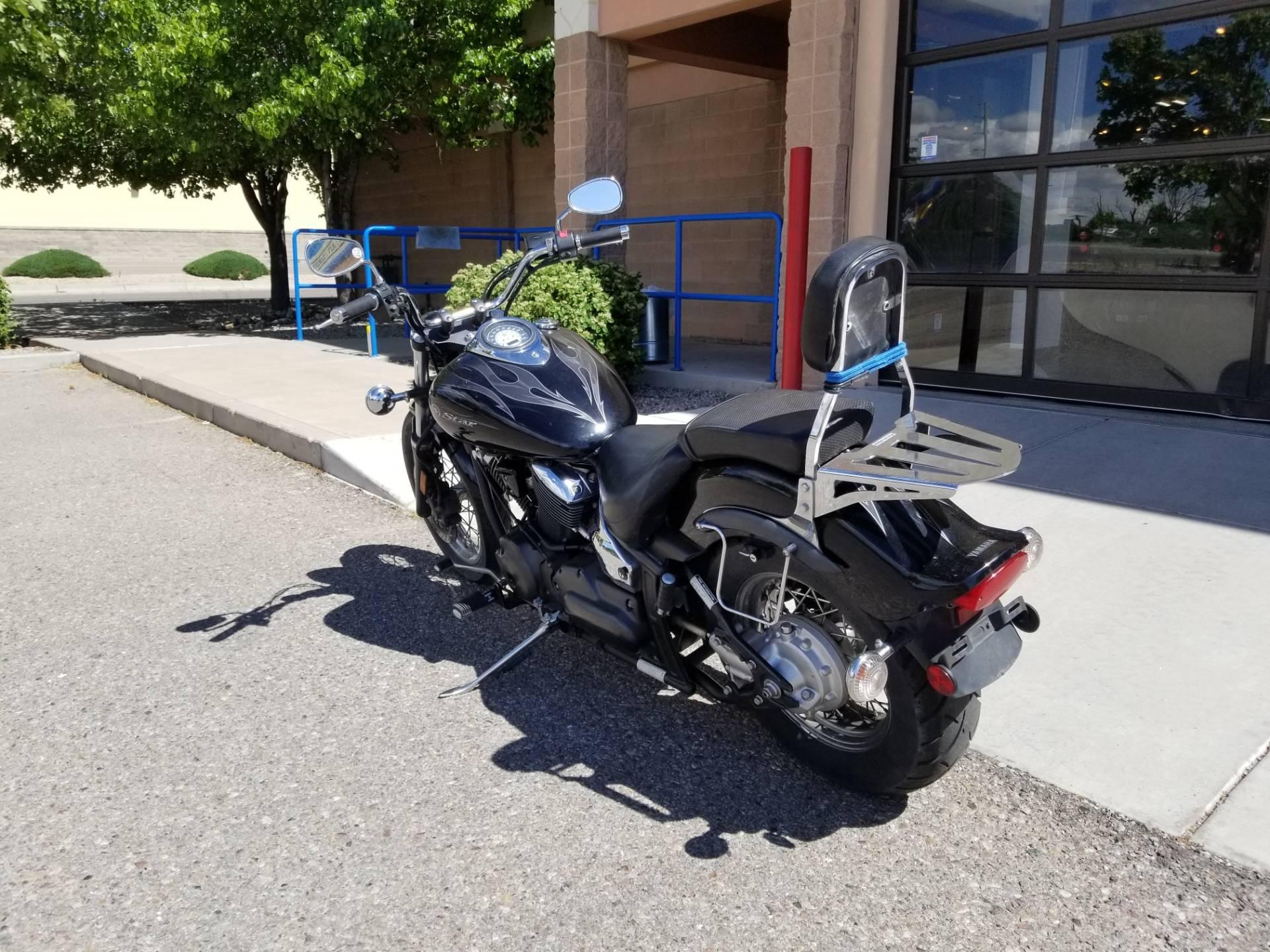 2008 Yamaha V Star® 1100 Silverado® Motorcycles Albuquerque