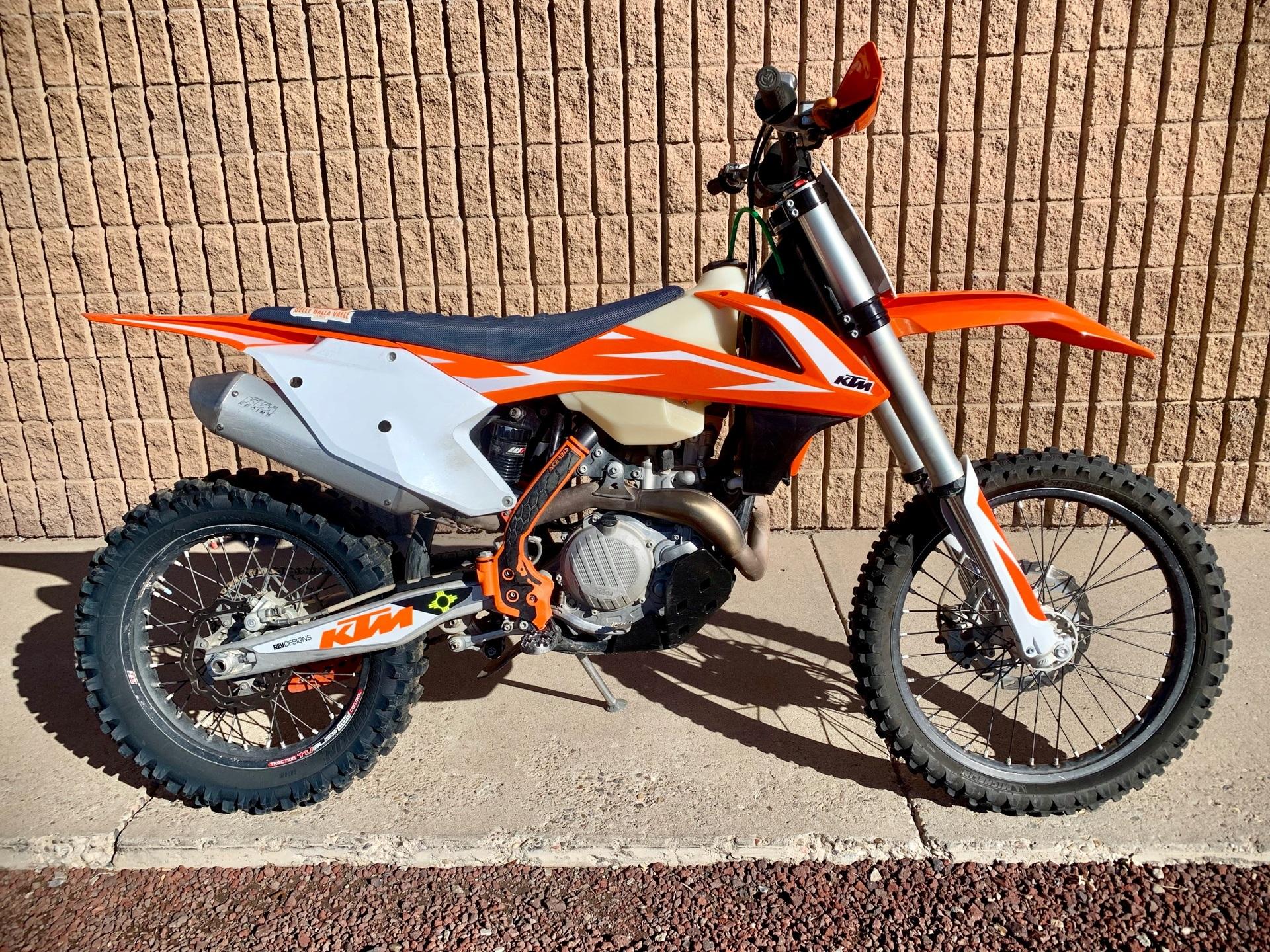 2016 Ktm 450 Xc F In Albuquerque New Mexico
