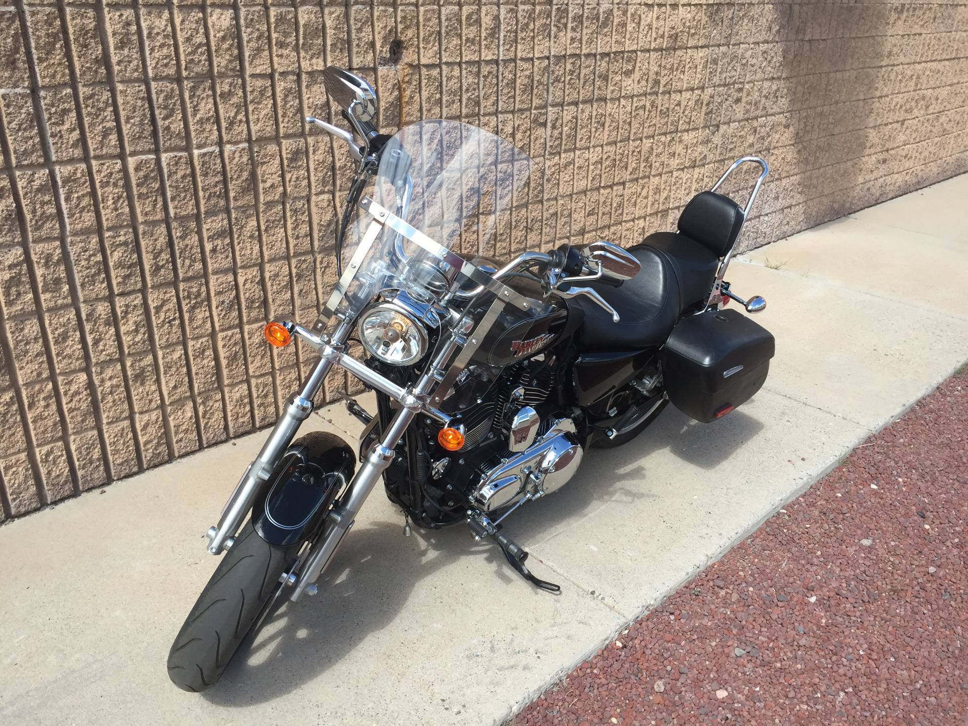 2014 Harley-Davidson SuperLow® 1200T in Albuquerque, New Mexico