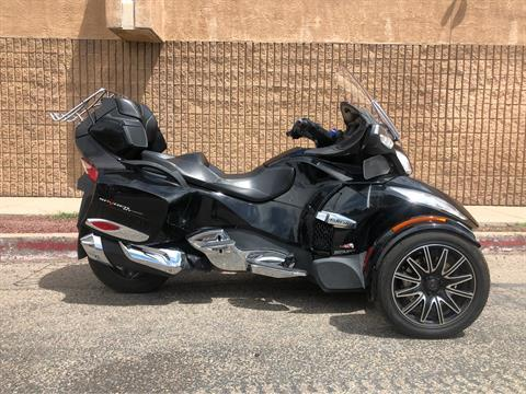 2015 Can-Am Spyder® RT Limited in Albuquerque, New Mexico
