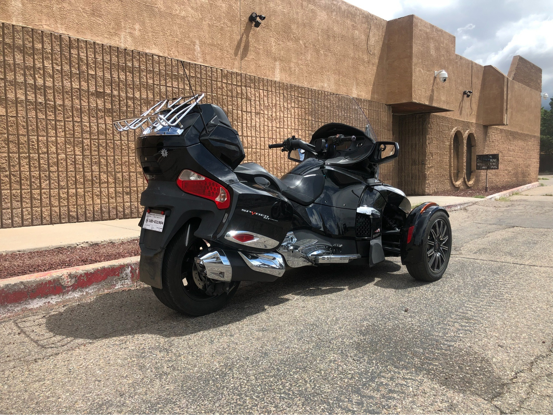 2015 Can-Am Spyder® RT Limited in Albuquerque, New Mexico - Photo 7