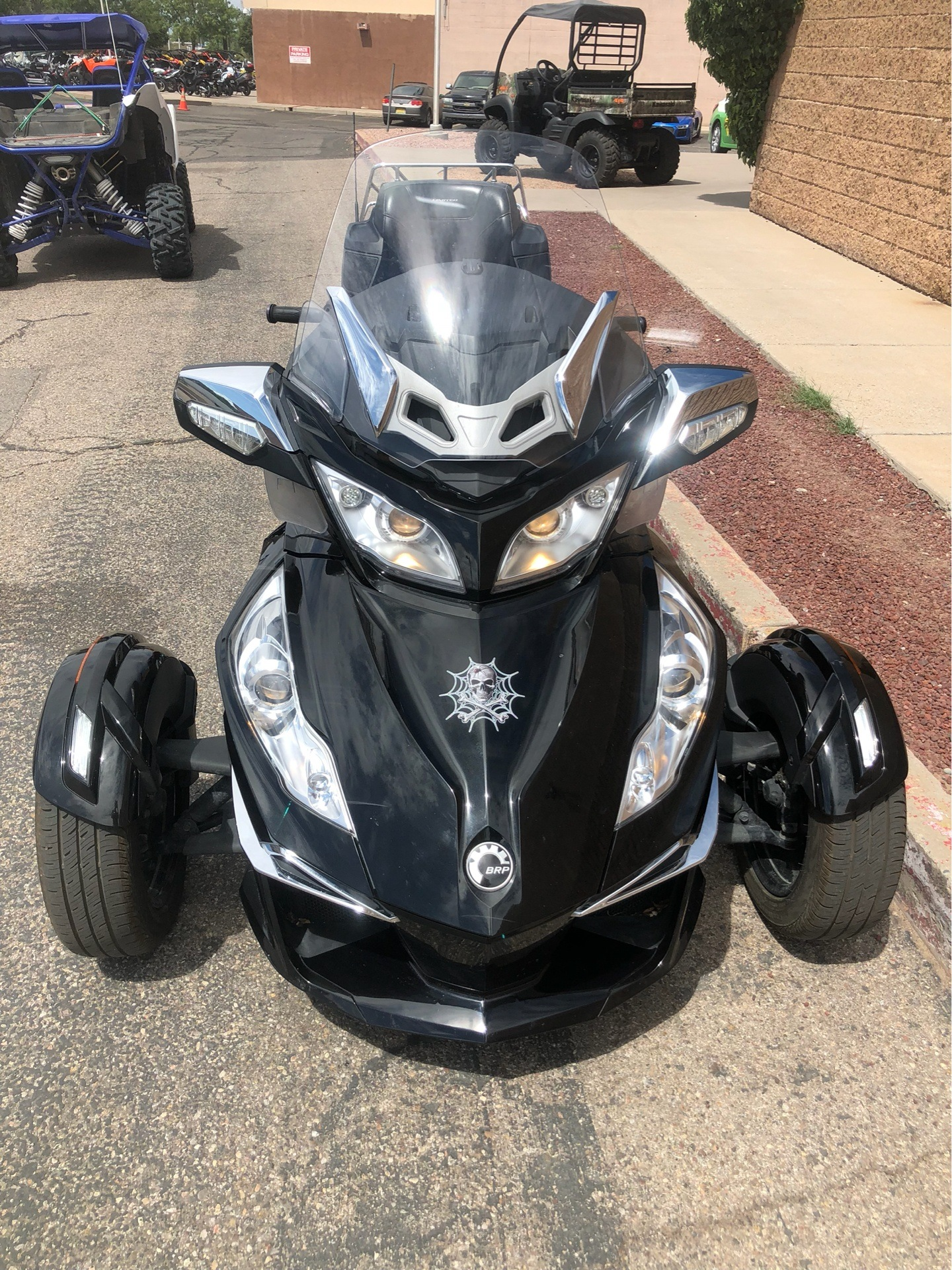 2015 Can-Am Spyder® RT Limited in Albuquerque, New Mexico - Photo 8