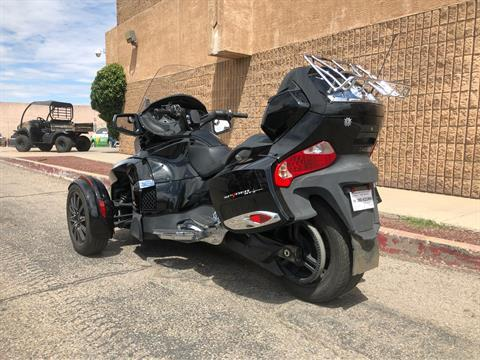 2015 Can-Am Spyder® RT Limited in Albuquerque, New Mexico - Photo 4
