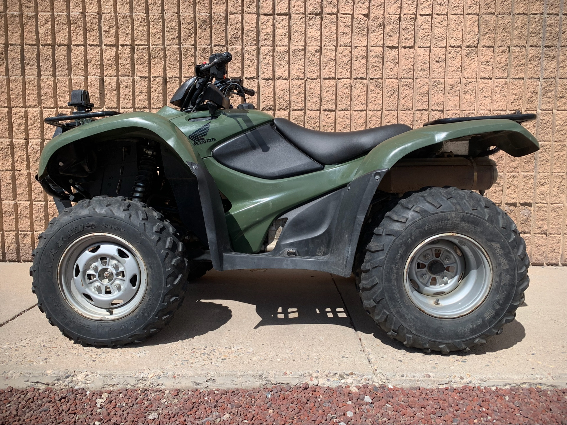 2007 Honda FourTrax® Rancher™ 4x4 ES in Albuquerque, New Mexico