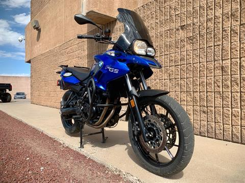2015 BMW F 700 GS in Albuquerque, New Mexico - Photo 2