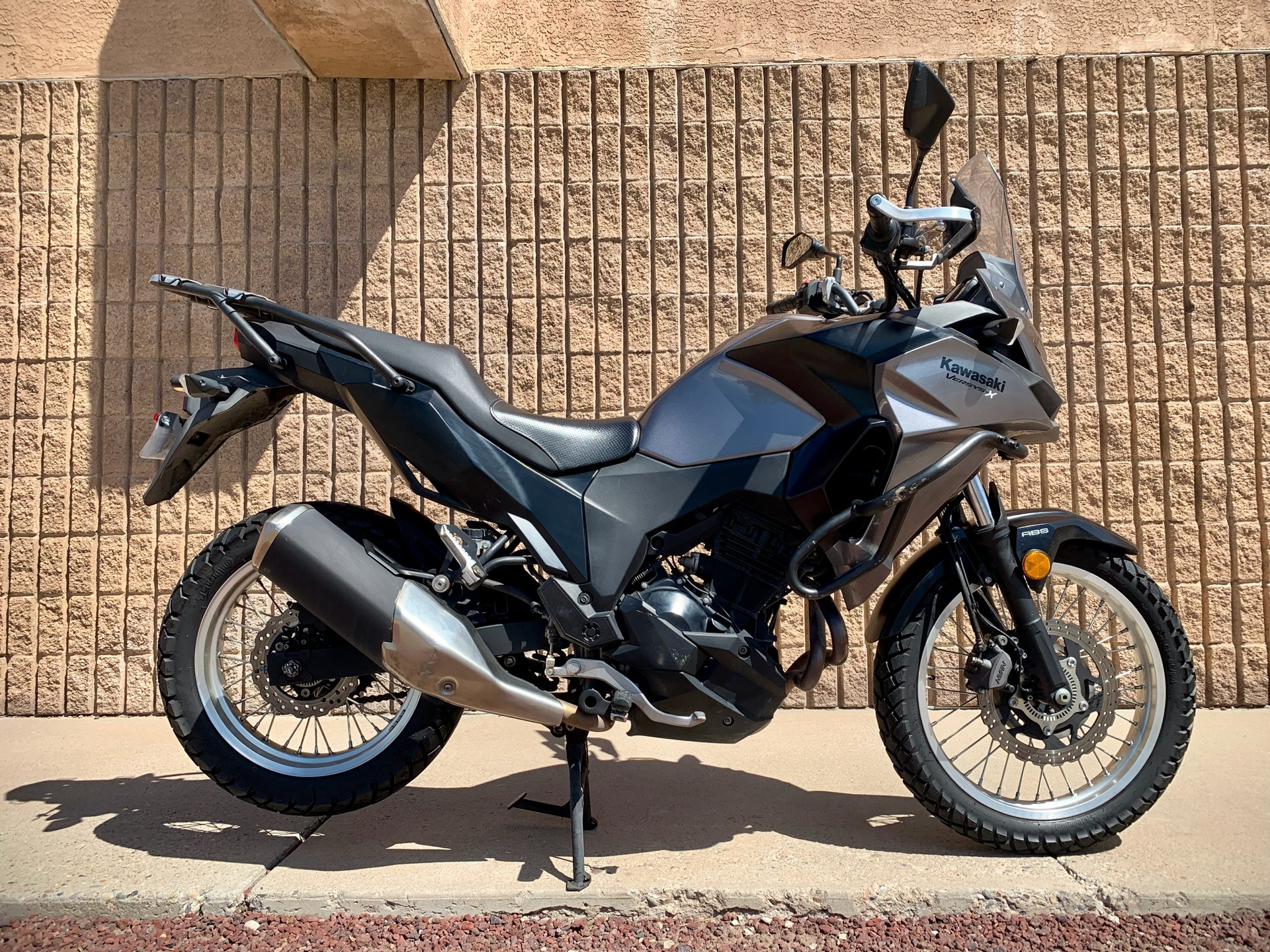 2017 Kawasaki Versys-X 300 ABS in Albuquerque, New Mexico - Photo 1