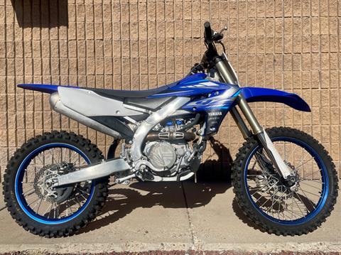 2020 Yamaha YZ450F in Albuquerque, New Mexico - Photo 1