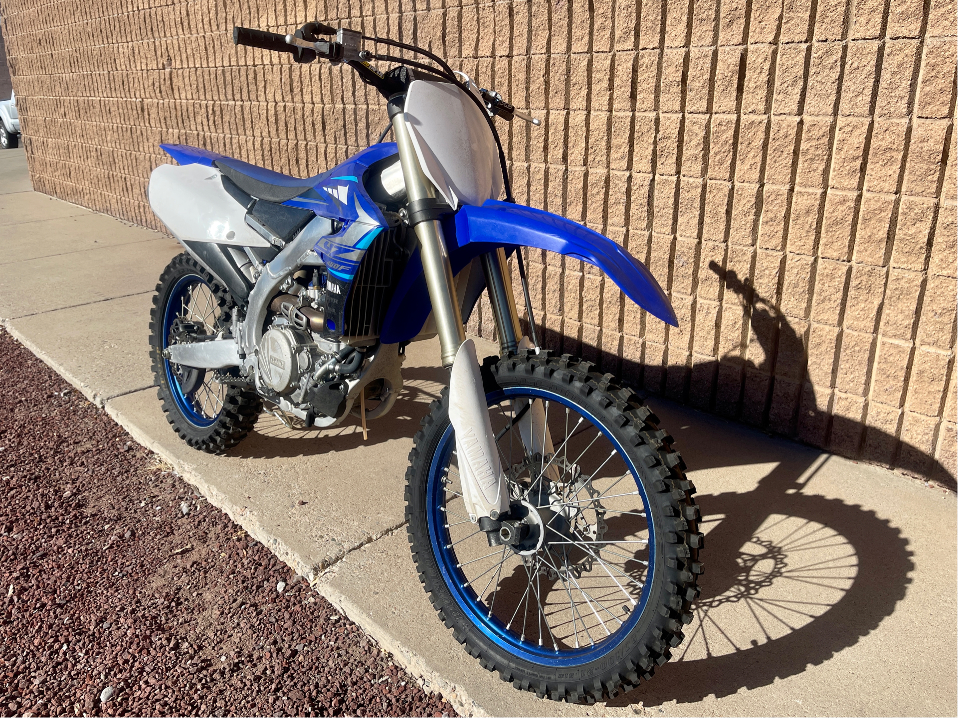 2020 Yamaha YZ450F in Albuquerque, New Mexico - Photo 2