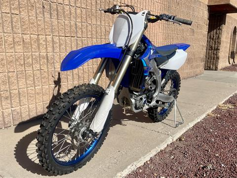 2020 Yamaha YZ450F in Albuquerque, New Mexico - Photo 5