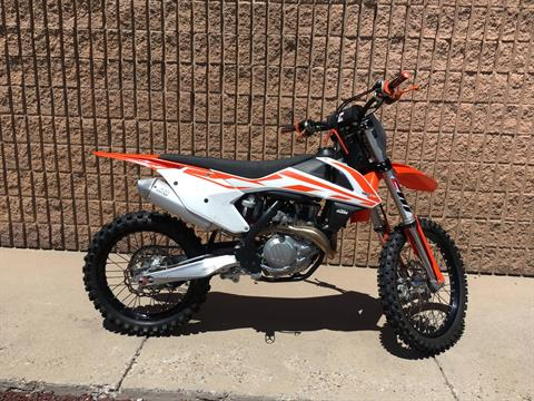 2017 KTM 450 SX-F in Albuquerque, New Mexico