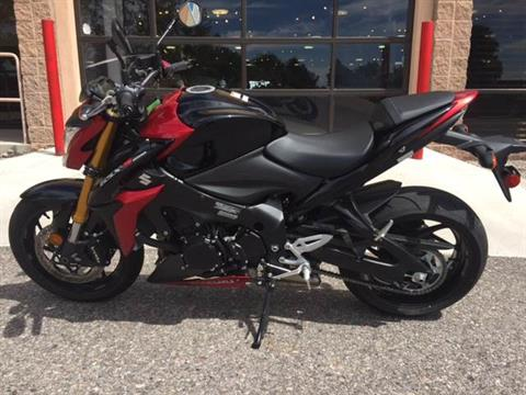 2016 Suzuki GSX-S1000 ABS in Albuquerque, New Mexico