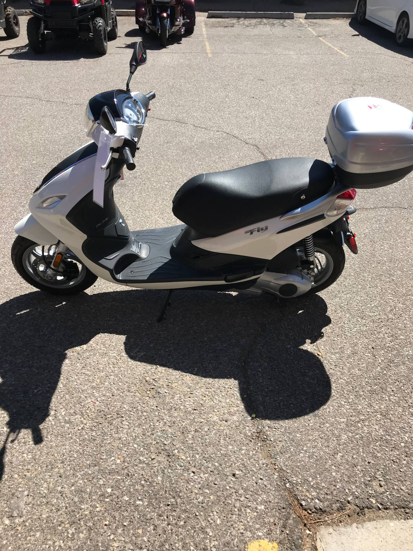 2015 Piaggio Fly 150 3V in Albuquerque, New Mexico