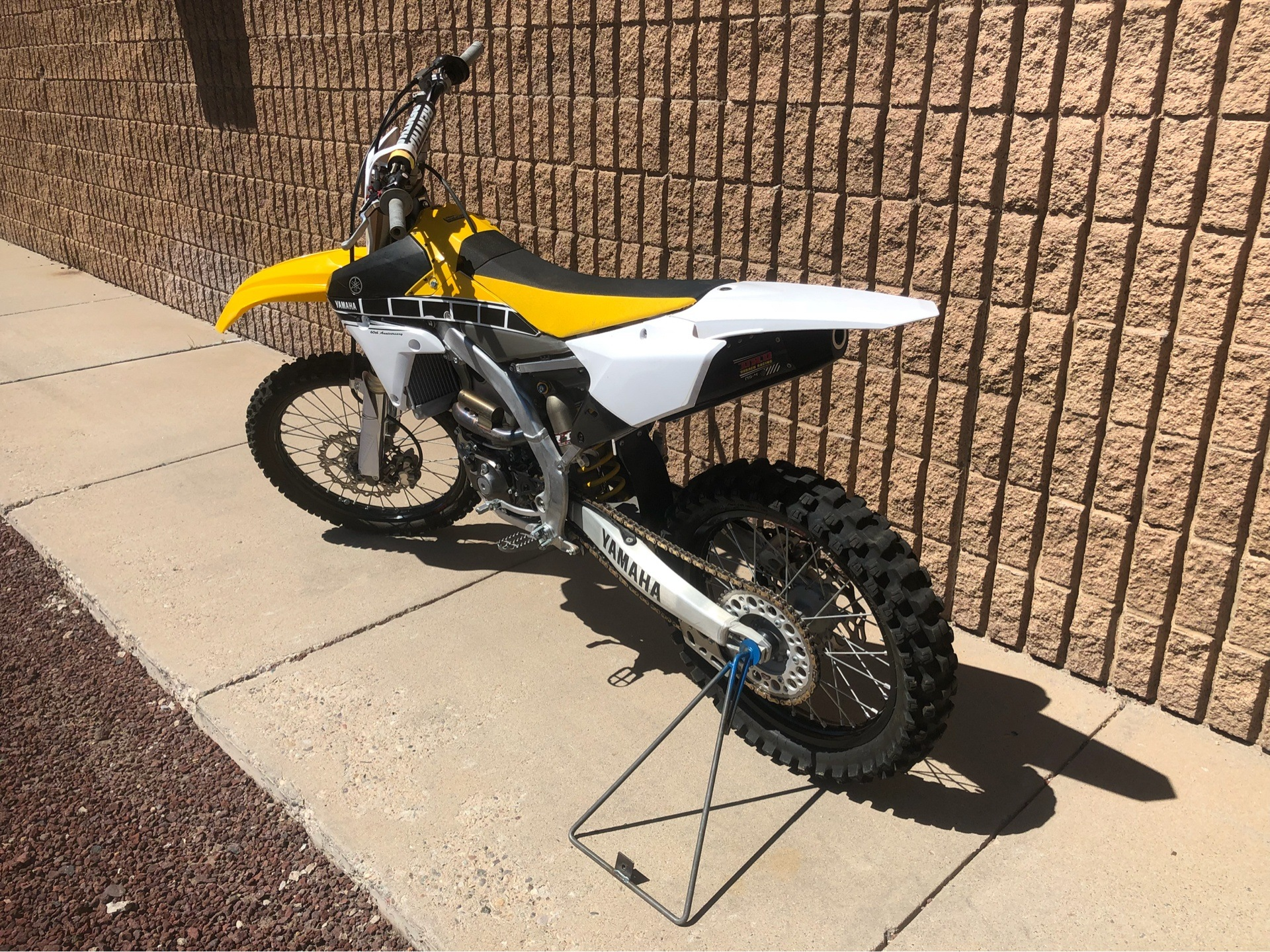 2016 Yamaha YZ450F in Albuquerque, New Mexico