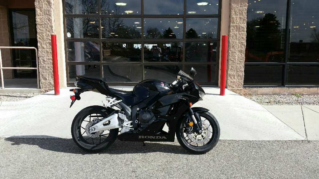 2014 Honda CBR®600RR in Albuquerque, New Mexico