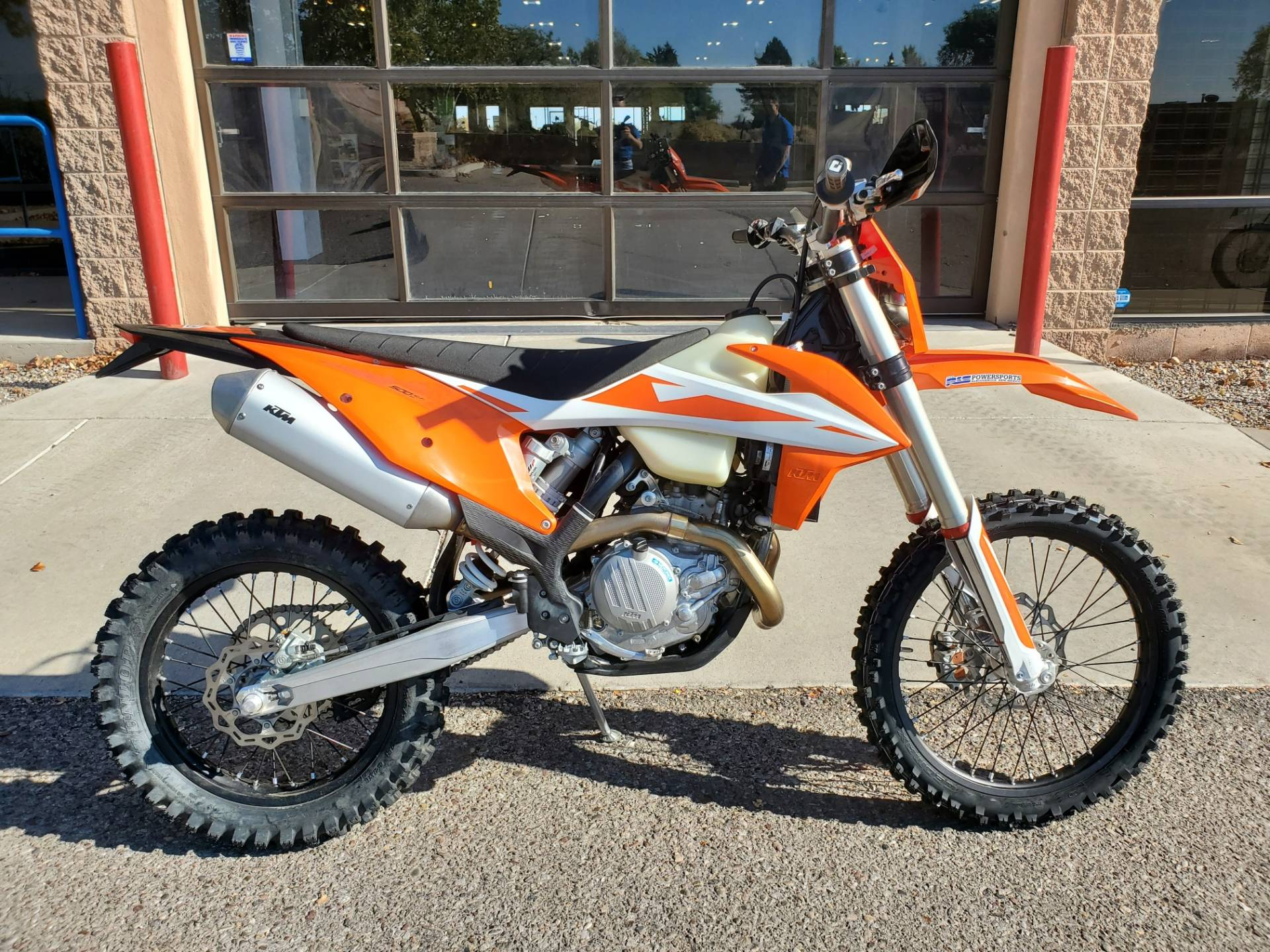 2020 KTM 500XCW in Albuquerque, New Mexico - Photo 1