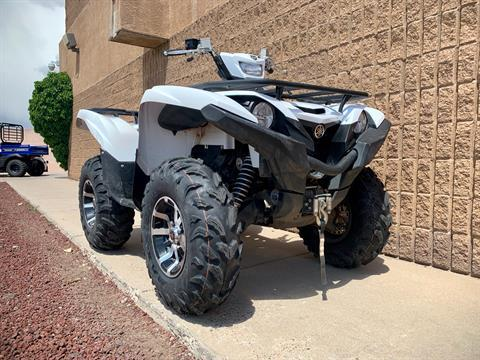 2017 Yamaha Grizzly EPS in Albuquerque, New Mexico - Photo 2