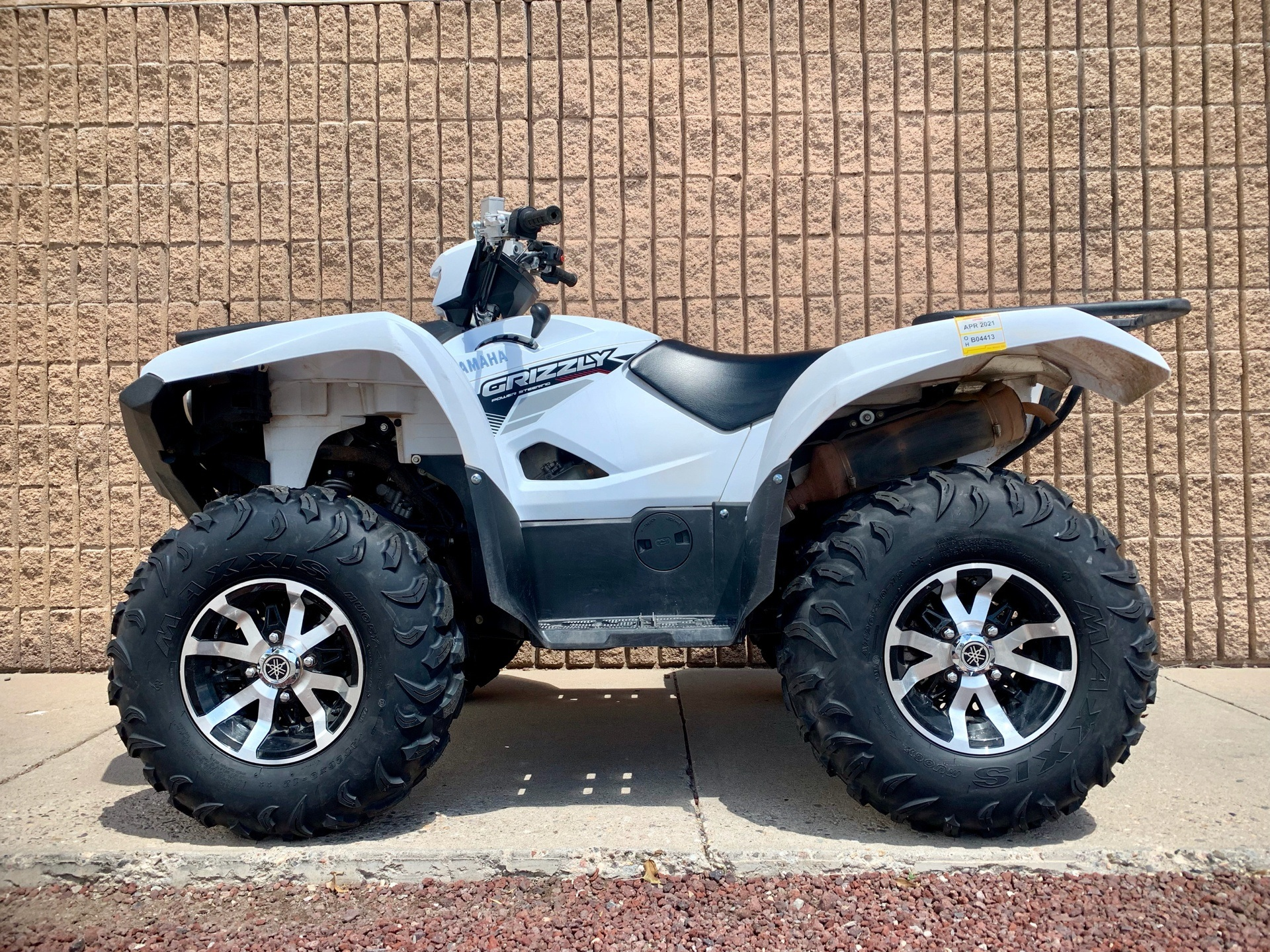 2017 Yamaha Grizzly EPS in Albuquerque, New Mexico - Photo 4