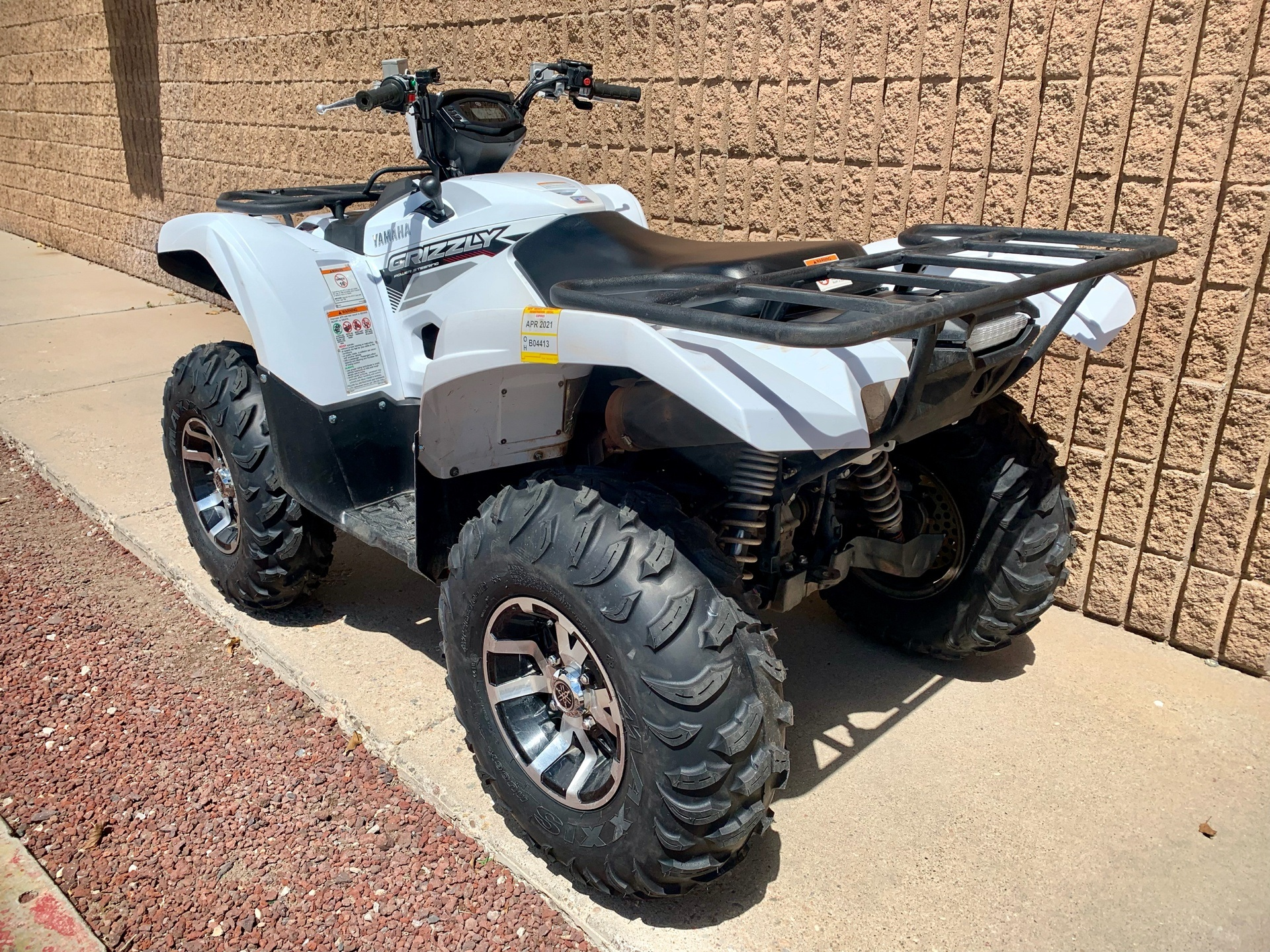 2017 Yamaha Grizzly EPS in Albuquerque, New Mexico - Photo 6
