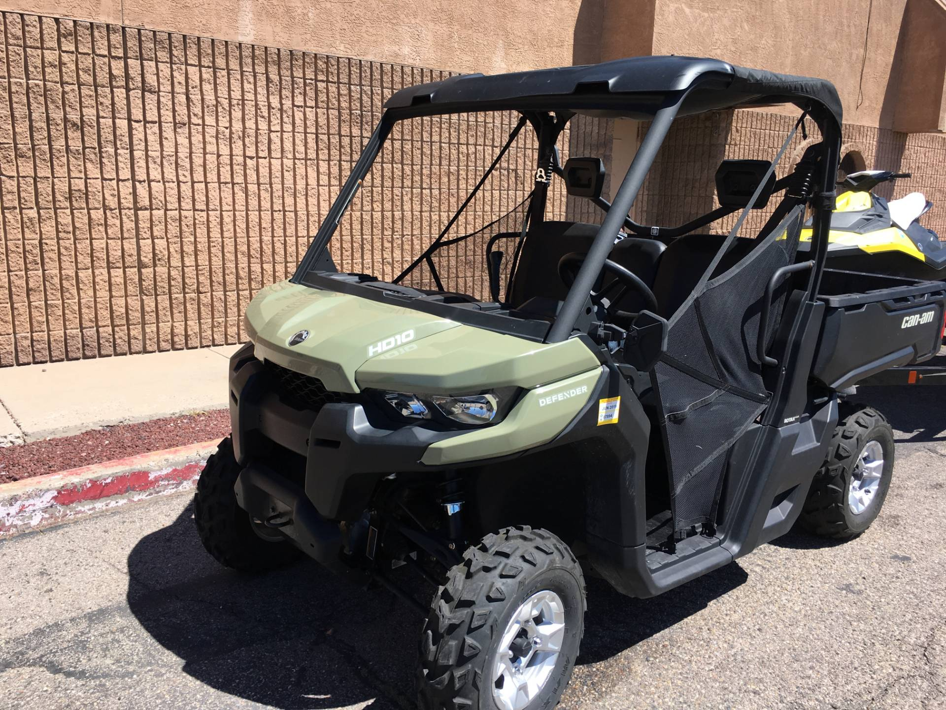 2016 Can-Am Defender DPS HD10 in Albuquerque, New Mexico