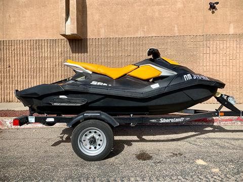2018 Sea-Doo SPARK 3up 900 H.O. ACE iBR & Convenience Package Plus in Albuquerque, New Mexico