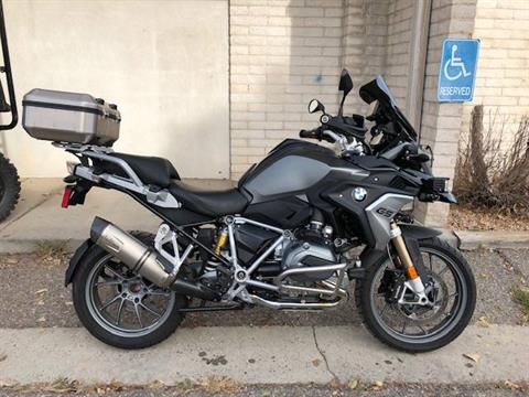 2018 BMW R 1200 GS Adventure in Albuquerque, New Mexico - Photo 1
