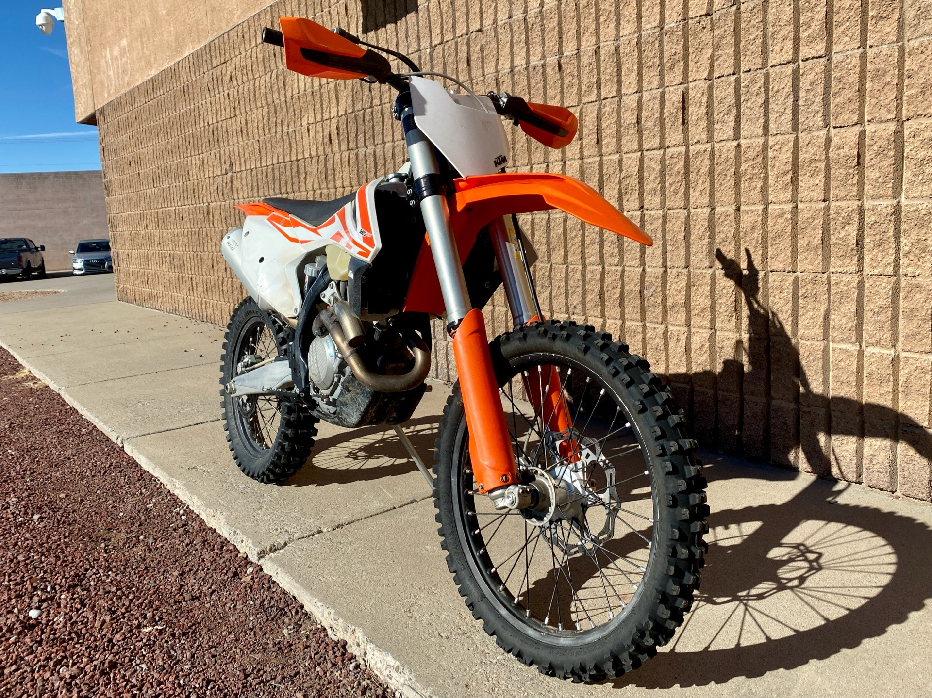 2017 KTM 350 XC-F in Albuquerque, New Mexico - Photo 2