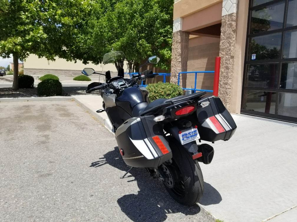 2016 Kawasaki Versys 1000 LT in Albuquerque, New Mexico