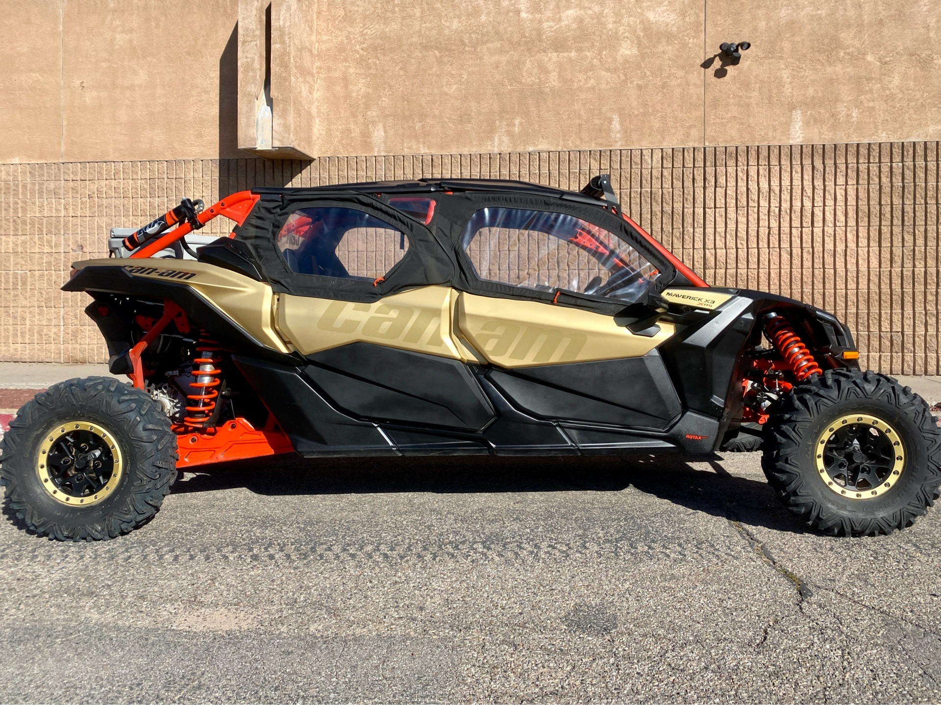 2018 Can-Am Maverick X3 Max X rs Turbo R for sale 287862