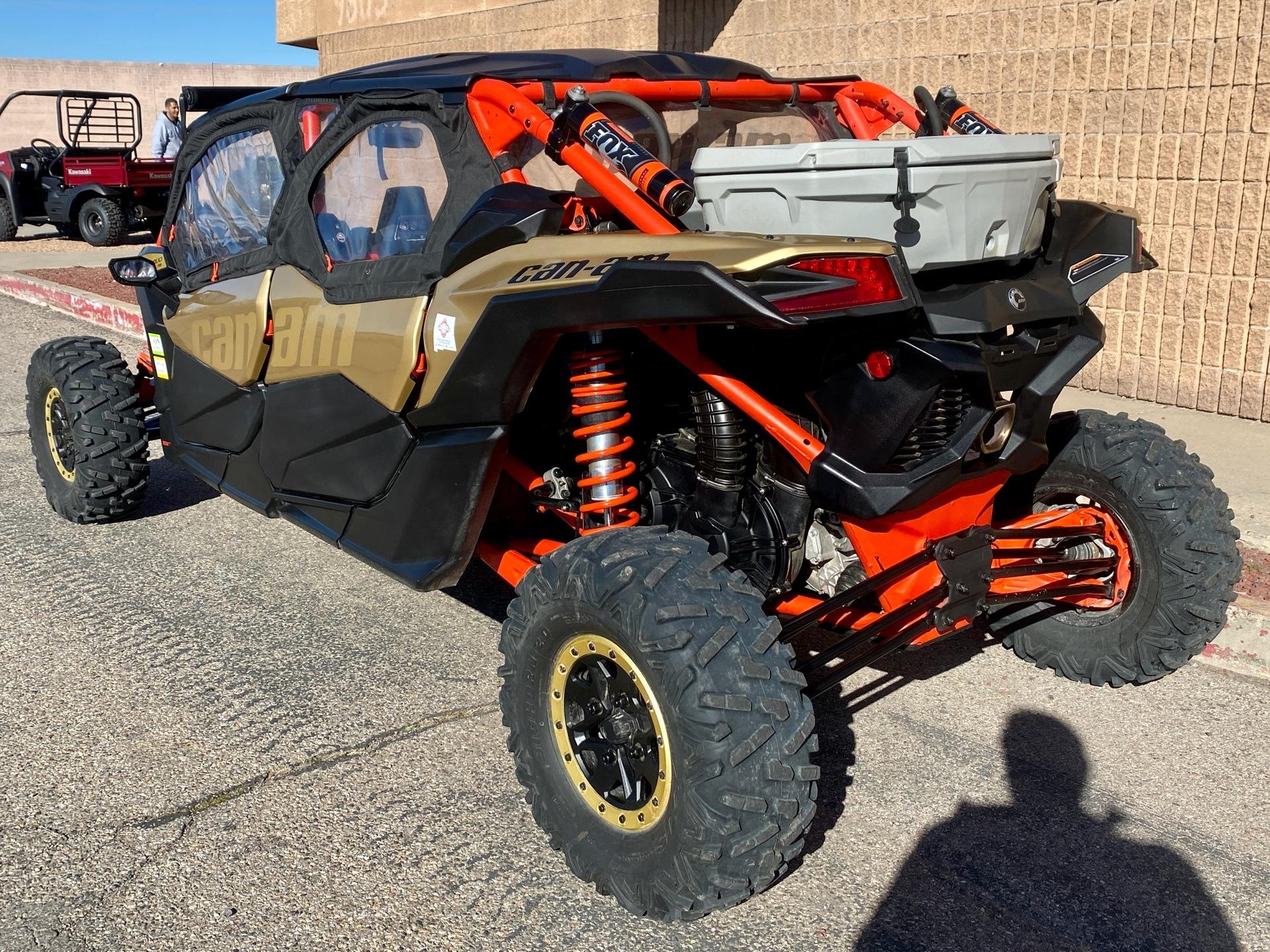 2018 Can-Am� Maverick X3 Max X rs Turbo R 6