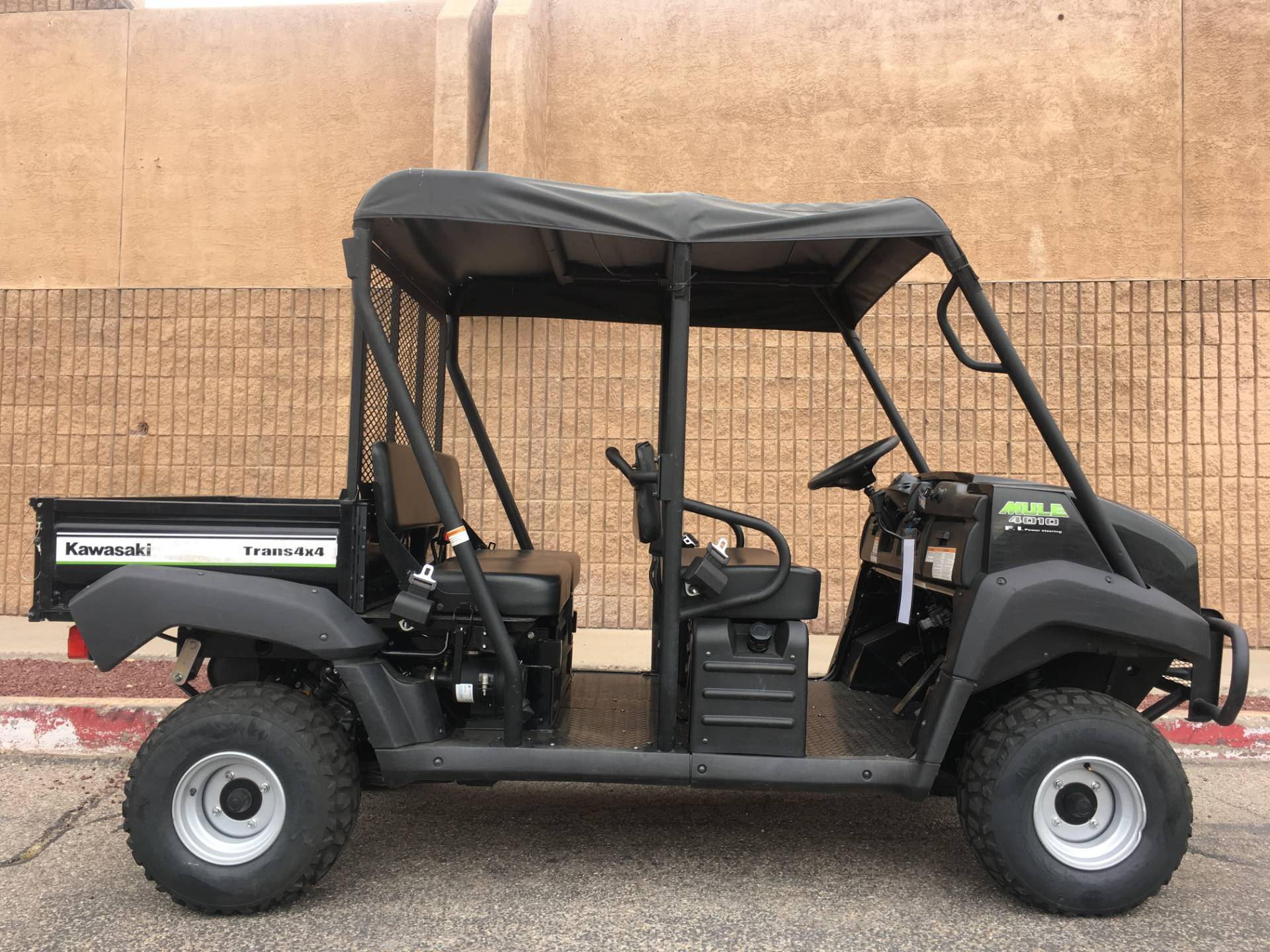 2015 Kawasaki Mule™ 4010 Trans4x4® in Albuquerque, New Mexico