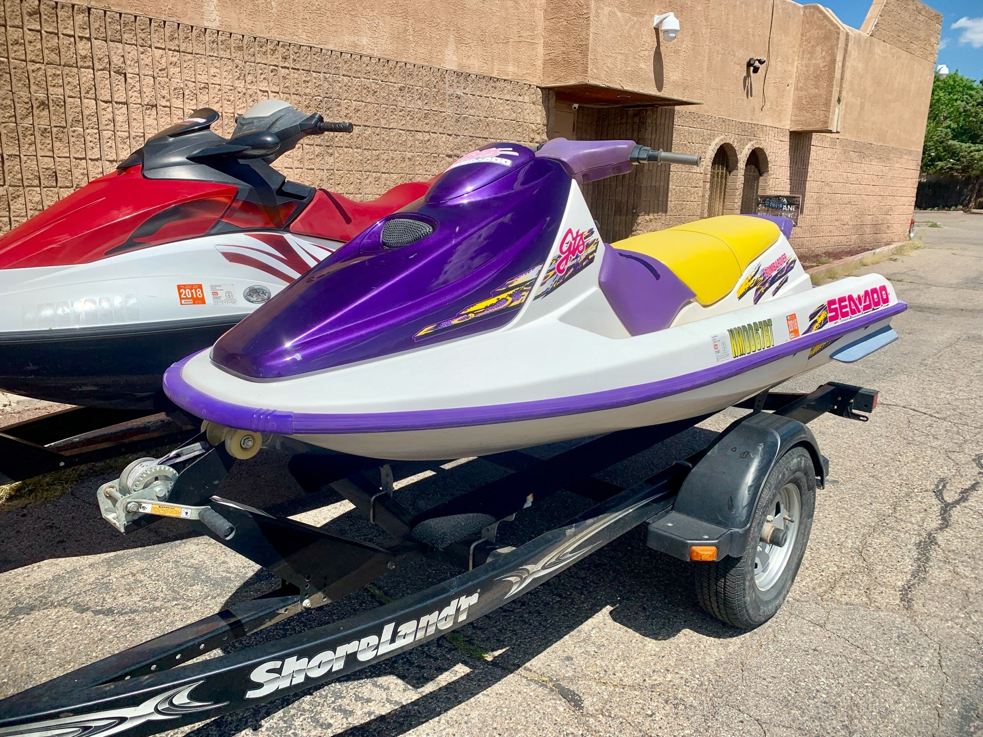 2000 Sea-Doo GTS in Albuquerque, New Mexico - Photo 2