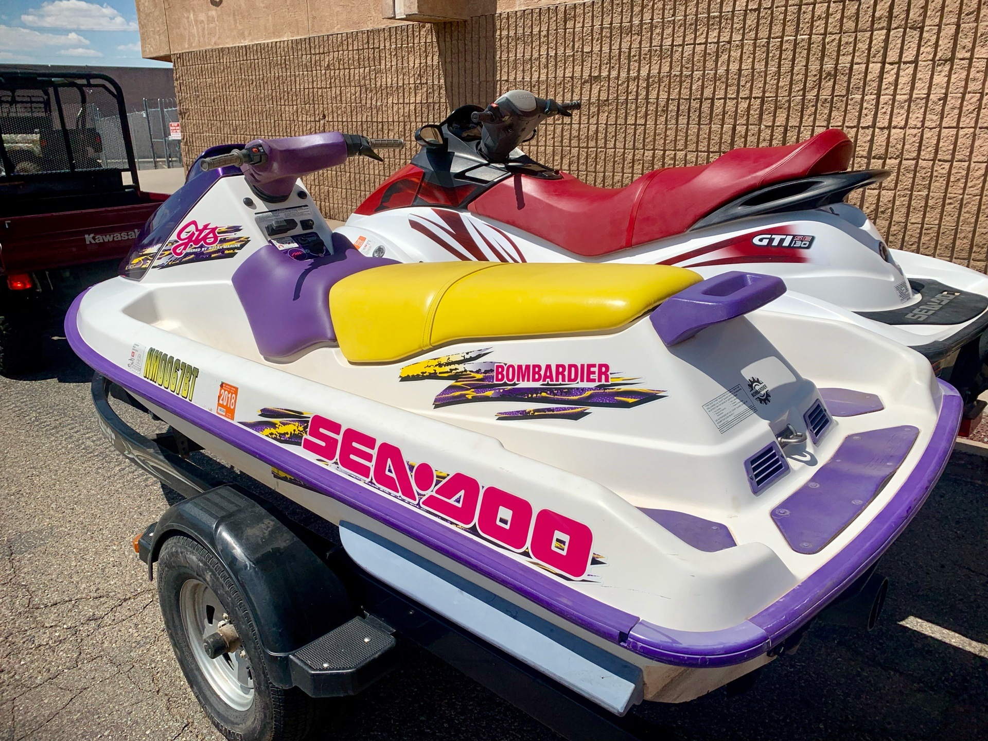 2000 Sea-Doo GTS in Albuquerque, New Mexico - Photo 3