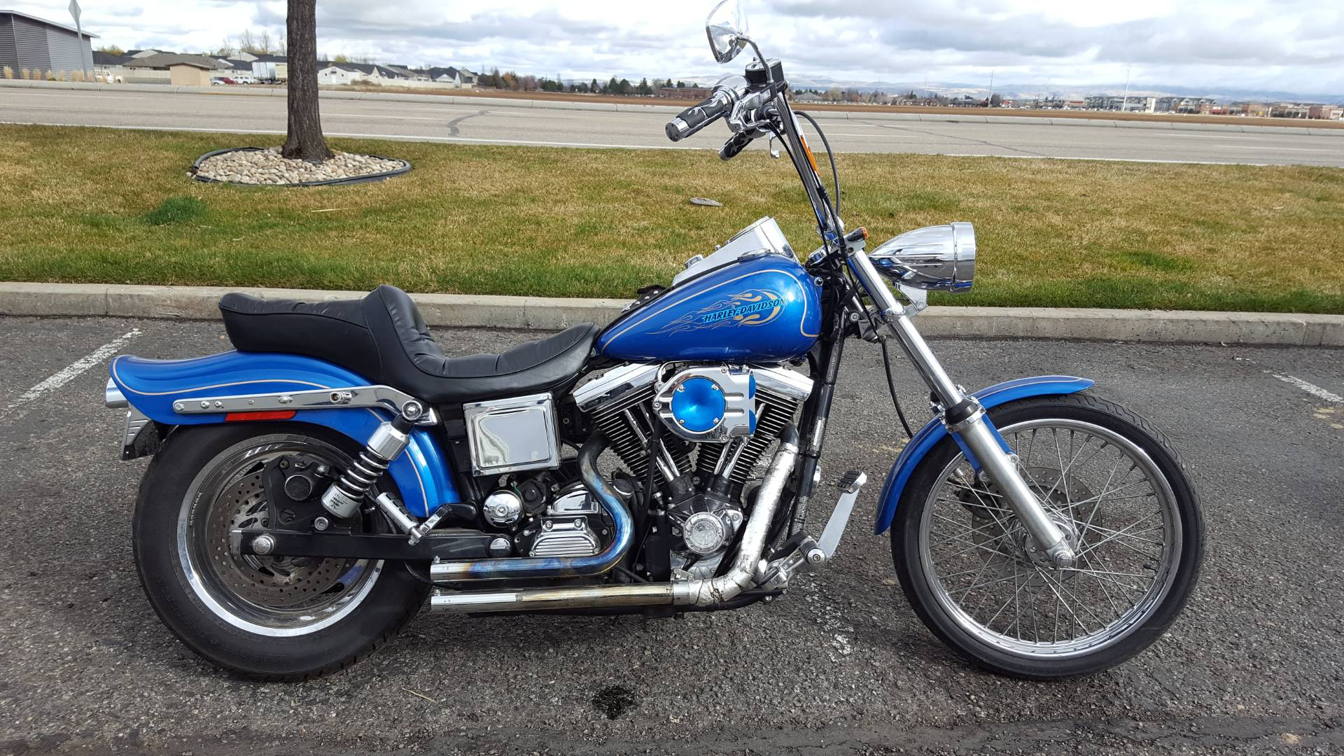 1997 FXDWG DYNA WIDE GLIDE