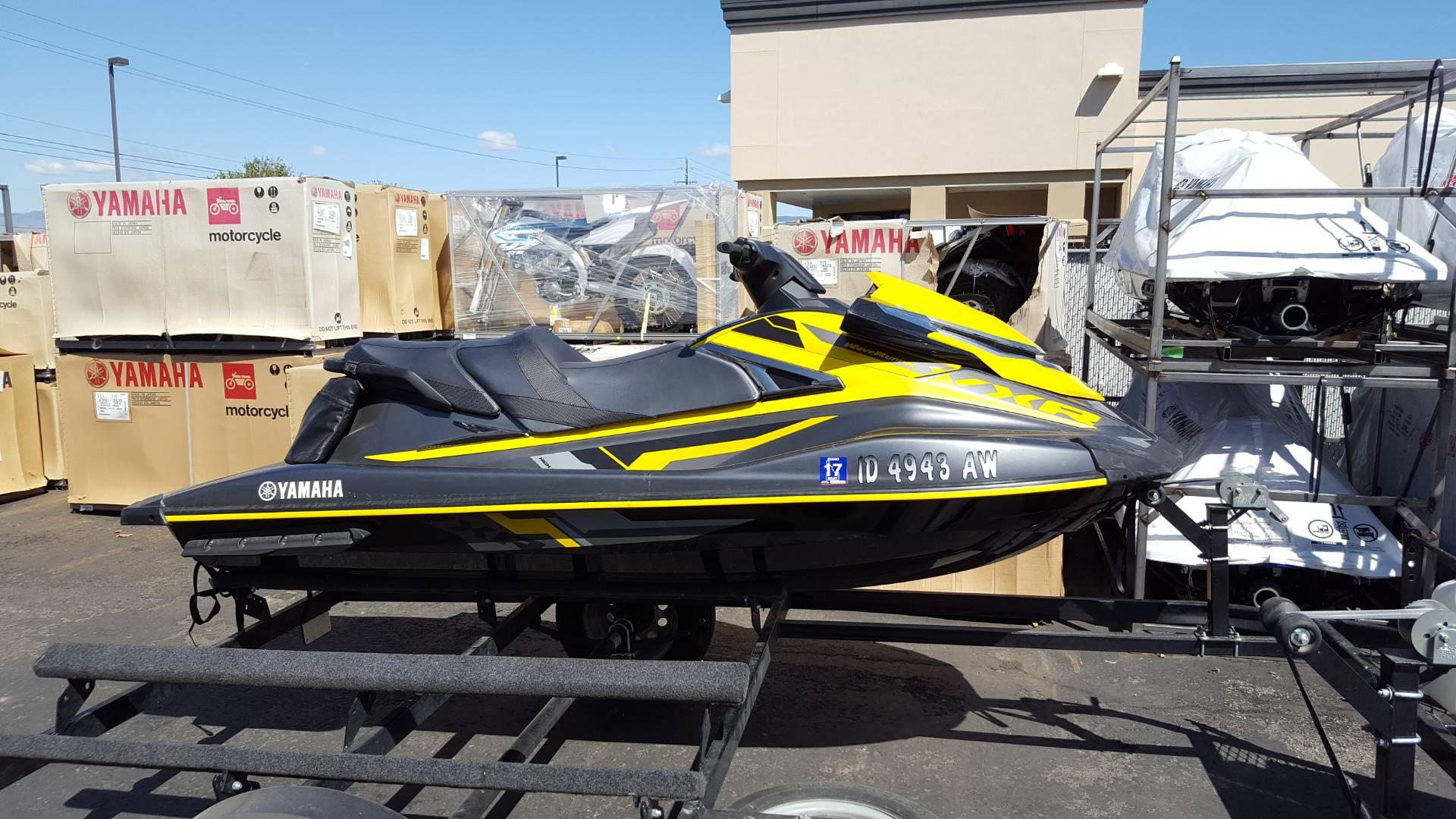 2016 Yamaha VXR for sale 149215
