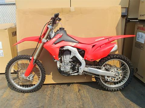 2016 Honda CRF450R in Meridian, Idaho