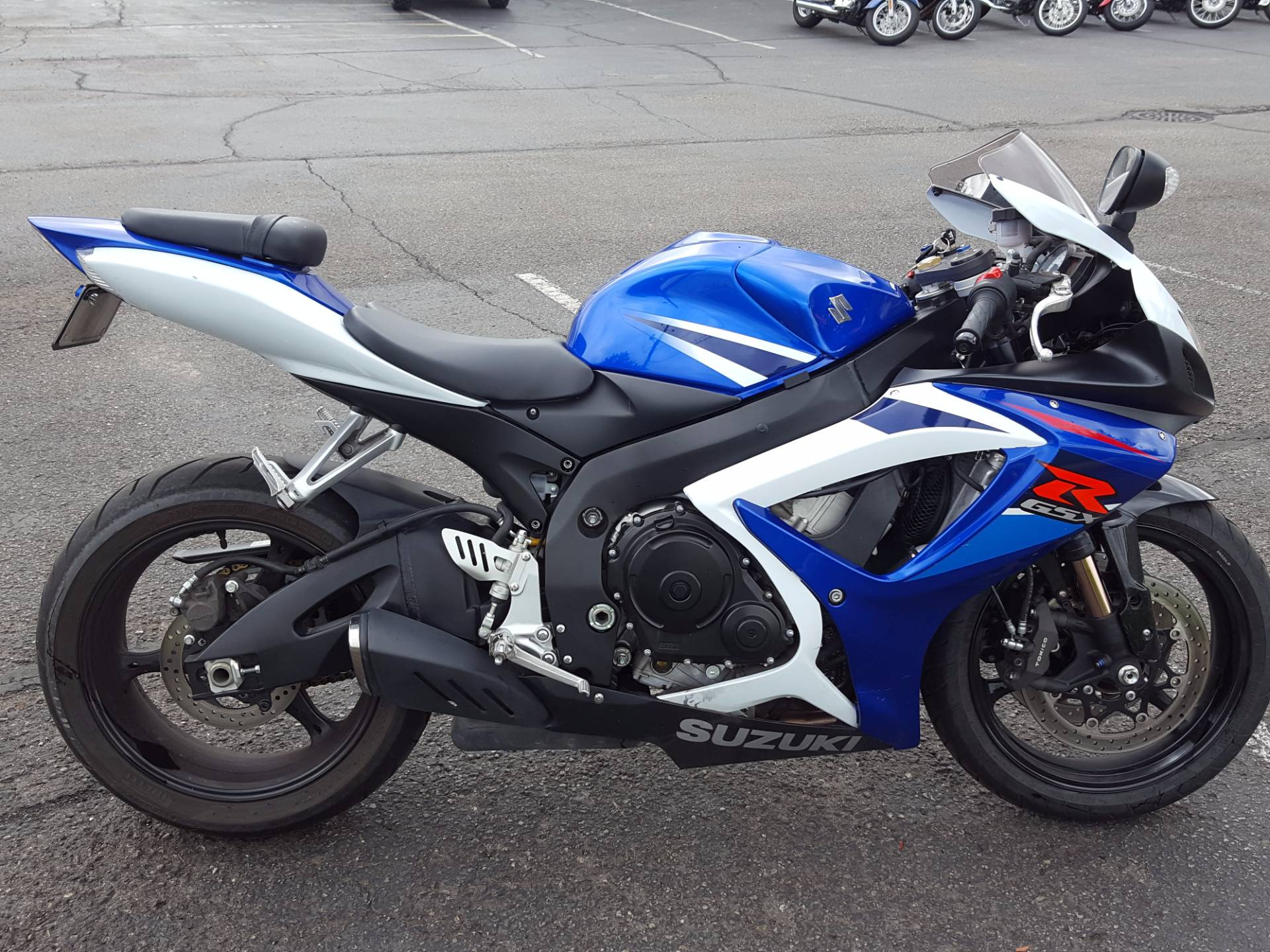 2007 GSX-R750