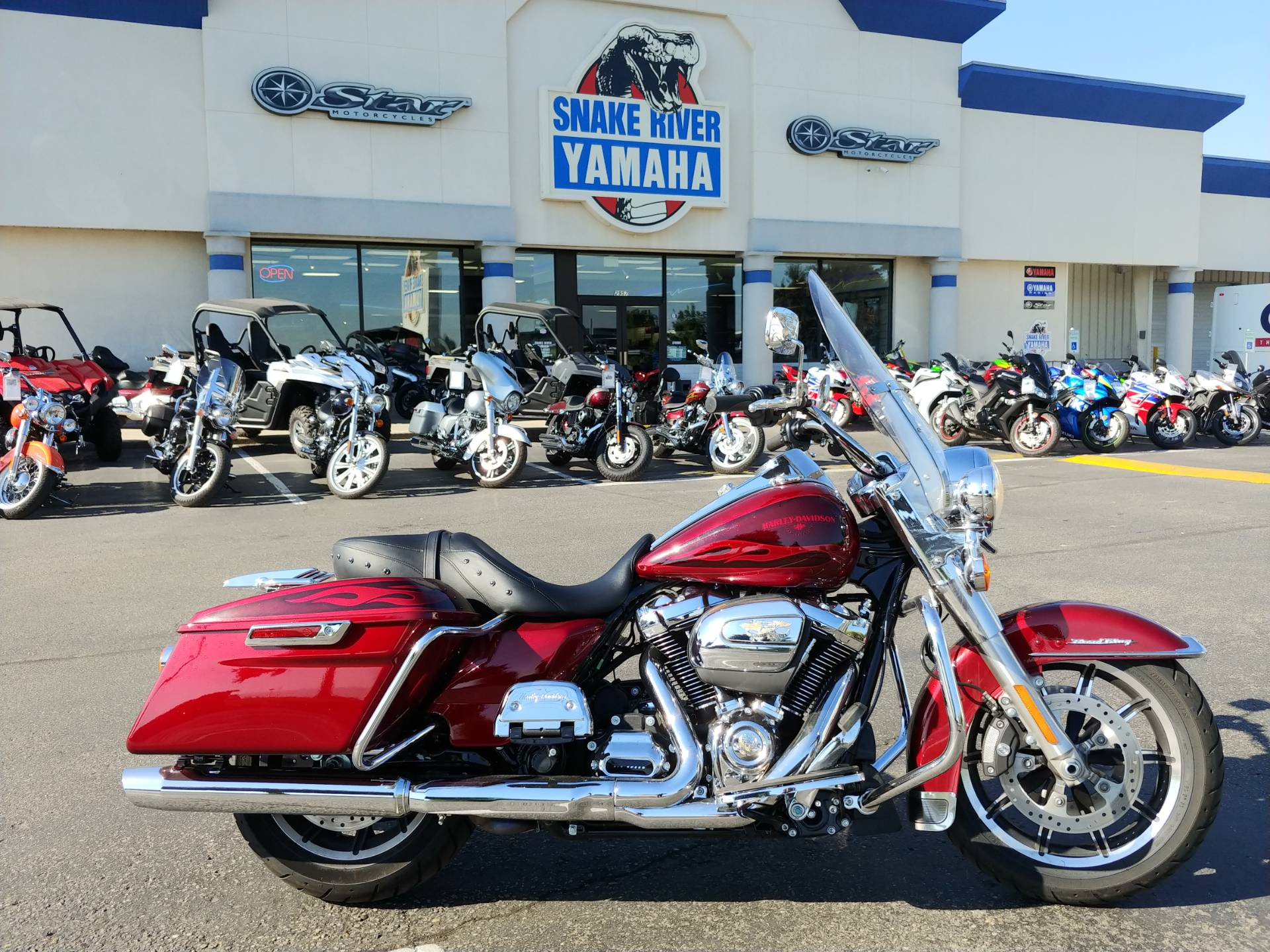 2017 Harley-Davidson Road King® in Meridian, Idaho
