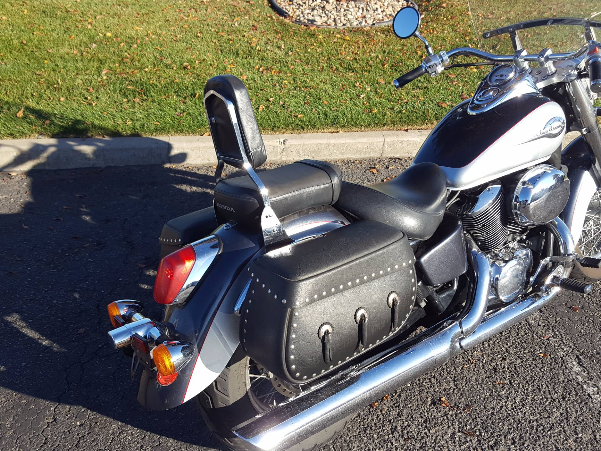 2003 Honda Shadow ACE 750 Deluxe in Meridian, Idaho