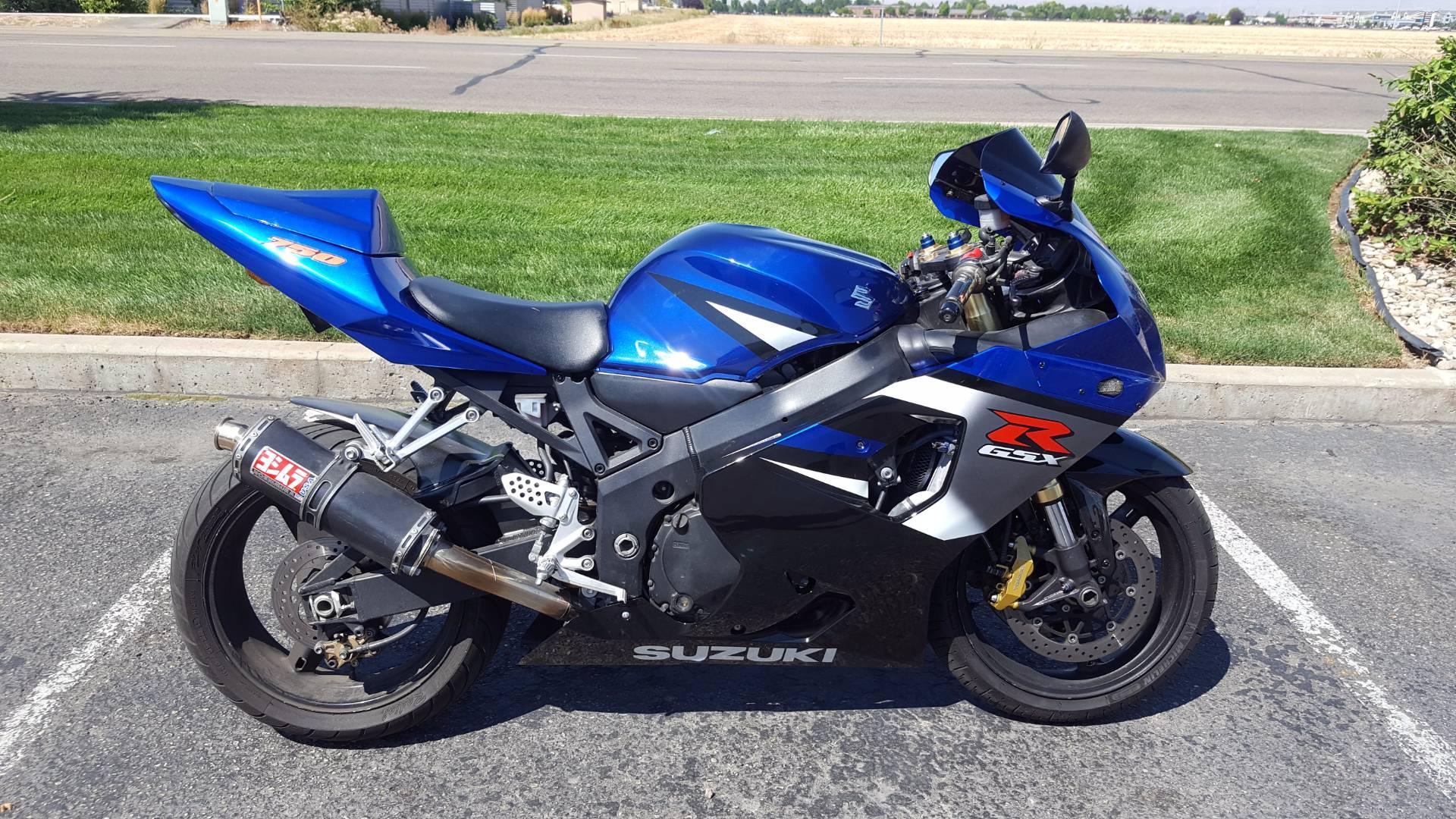 2005 GSX-R750