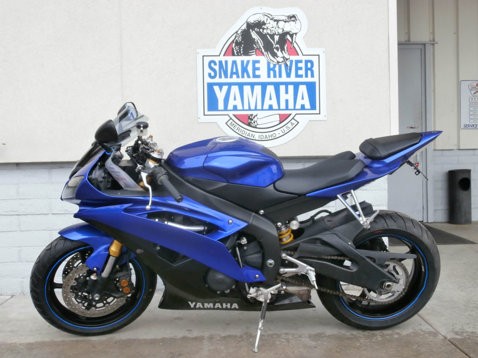 0000 Yamaha YZF-R6 for sale 4300